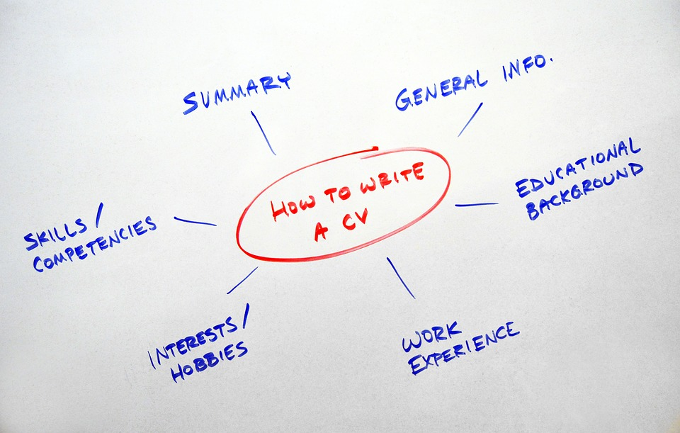 Top hint for a successful CV